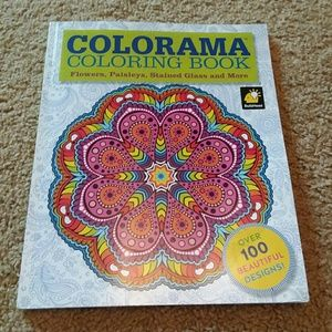 Other - Colorama Adult Coloring Book